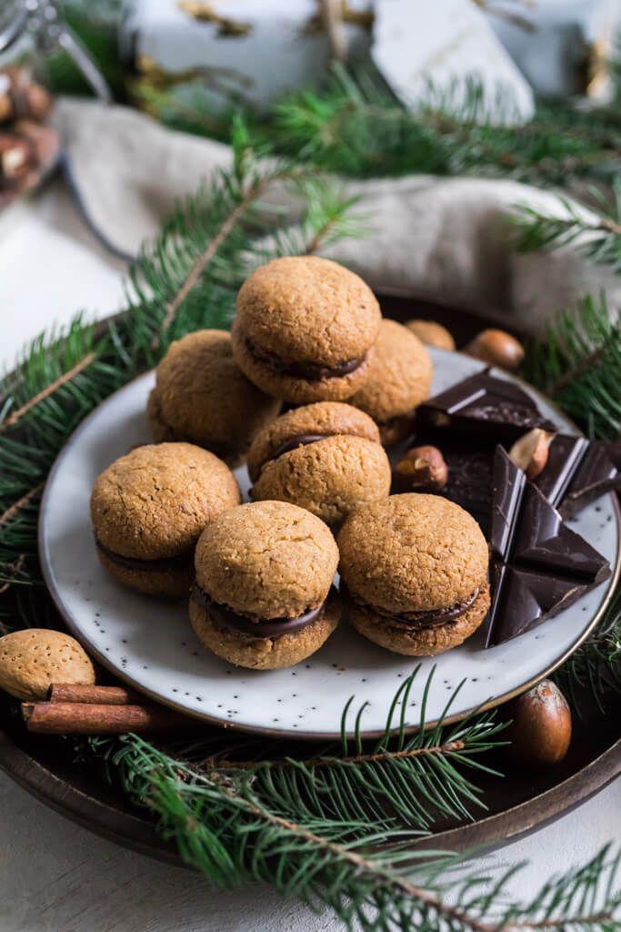 Lieskovo orieškové sušienky