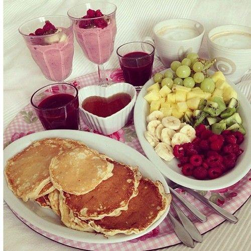 The big day breakfast