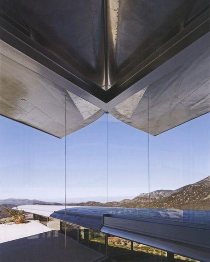 Airplane House - by David Hertz & Studio of Environmental Architecture