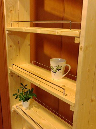 DIY キャスター付き小物棚 デッドスペース有効に : ■宅建協会 諏訪支部■