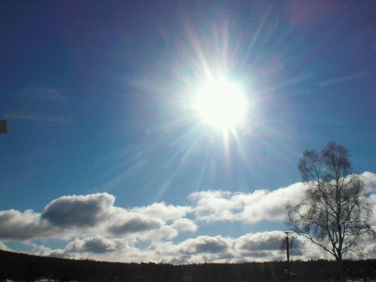 Sun of Rovaniemi