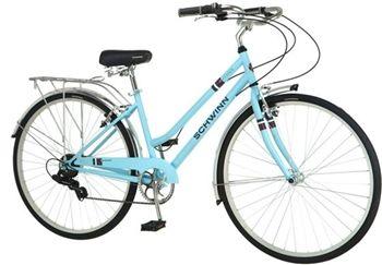 Schwinn Wayfarer 700C Womens Retro City Bike