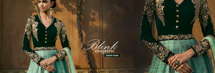 Buy from the greatest range of Fancy Gowns, Traditional Gowns, Evening gowns, Bridal Gowns, Indo Western Gowns, Long and Balls Gowns. Grab the latest collection of Gowns at India's biggest Ethnic Wear theethnicchic.com