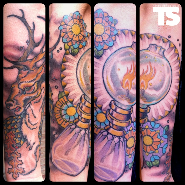 42 Best Images About Tattoos On Pinterest: 42 Best Images About Lamp Tattoos On Pinterest