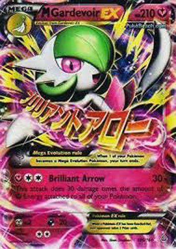 Ultra Rare Pokemon Mint Mega Gardevoir EX 106/160 - Primal Clash in Collectibles | eBay