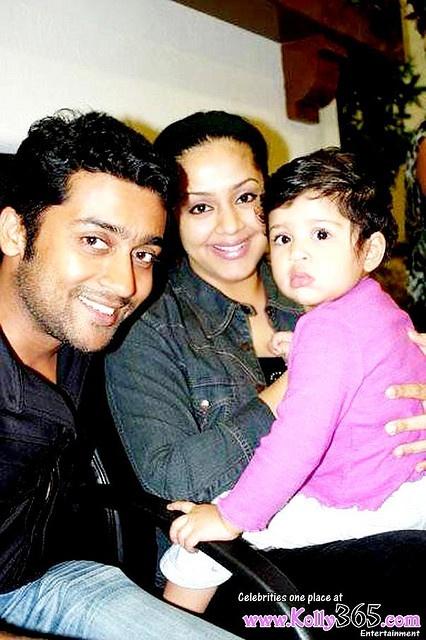Actor Suriya Jyothika Baby Diya Stills,Actor Suriya Jyothika Baby Diya Images,Actor Suriya Jyothika Baby Diya Photo Gallery      lovely