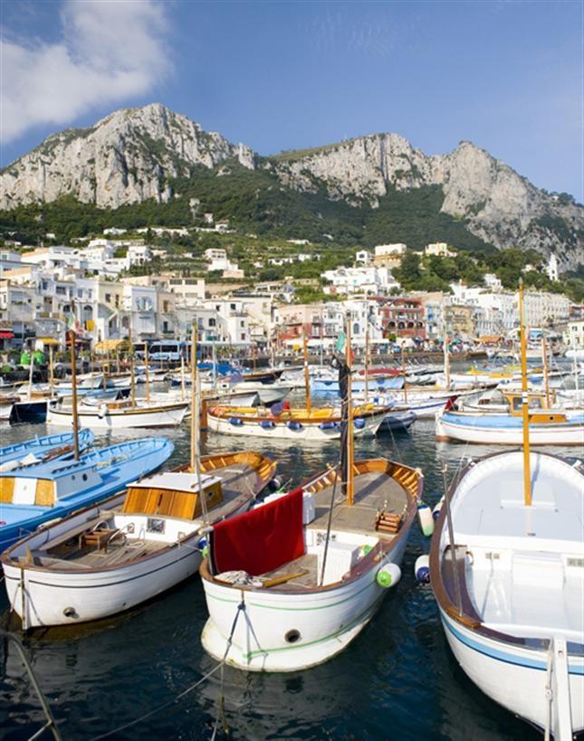 Capri: lujo y paisajes majestuosos en el sur de Italia - RevistaSusana.com