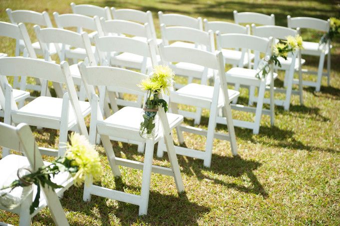 Brown Chairs Outdoor Ceremony Decorations: 54 Best White Resin Padded Chairs Images On Pinterest