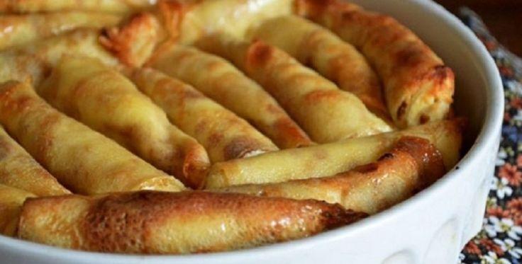 Ilyen palacsintát készít a nagyi a sütőben! Fenséges csoda liszt nélkül, ami elolvad a szádban! - Bidista.com - A TippLista!
