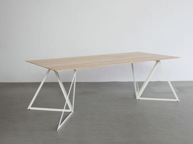 Pied De Table Metal
