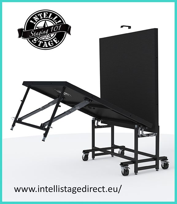 http://www.intellistagedirect.eu/  is your #1 source in the EU and UK for  Portable, modular stage system, choral risers, and truss and roof systems. One of the largest staging manufacturers in the world,  Intellistage is   trusted in over 70 countries worldwide. For over 24 years we have been designing and offering top quality products at the best possible price.  We have several offices throughout Europe to serve your needs.