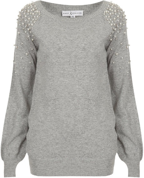 Jewel Sweatshirt By Rare - Lyst