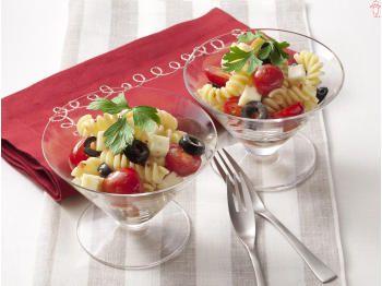 プチトマトとチーズのグラスサラダ|とっておきレシピ|キユーピー