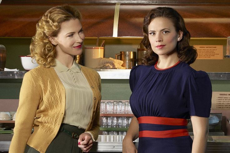 "Agent Carter""       Seasons: 2015 - Present  Best known for: Feminist action in the vein of ""Buffy"" but set in the visually stunning 1940s."