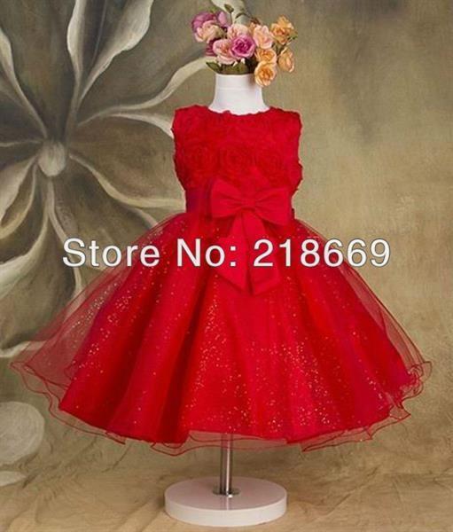 Платье из тюли для девочки