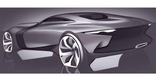 TRUBNI - jaguar XK - Портфолио дизайнеров - Портфолио дизайнеров - Cardesign.ru