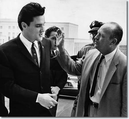 Colonel Elvis Presley : Tennessee State Legislature : March 8, 1961
