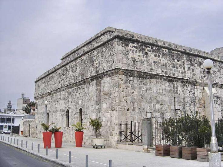 Limassol Castle in #Limassol, #Cyprus