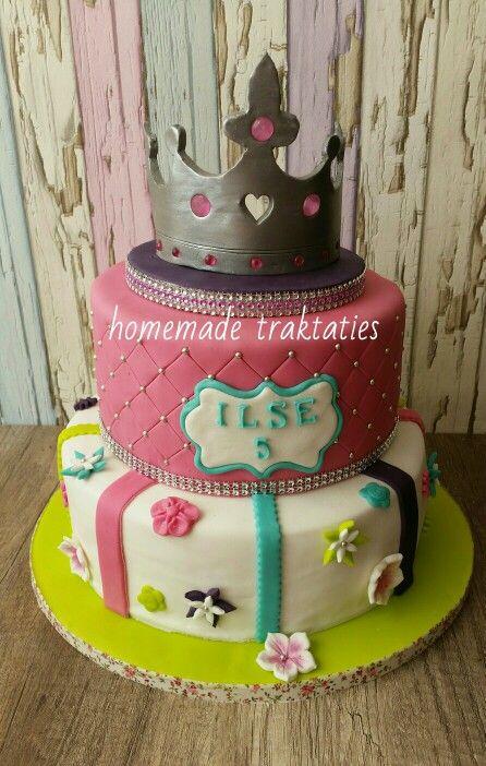 Prinsessen cake