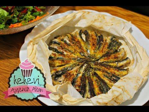 Kokusuz, Kap Kirletmeden Hamsi Tava / Ayşenur Altan Yemek Tarifleri - YouTube