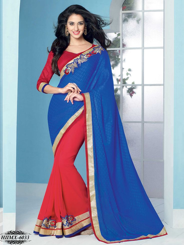 Buy Latest & New Collection #Style Sarees, Designer #Sarees, Bollywood Sarees Online in India @ http://bit.ly/1Tn0jQF