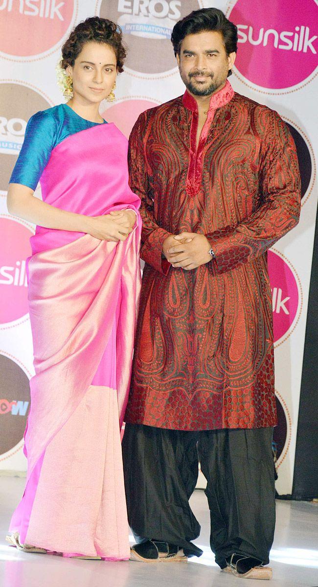Tanu Weds Manu Returns: Kangana Ranaut, R Madhavan go ethnic
