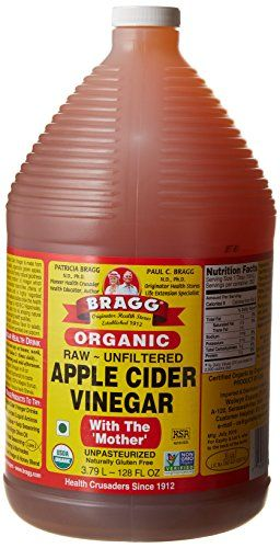 Bragg Apple Cider Vinegar 1 gal/128 oz.