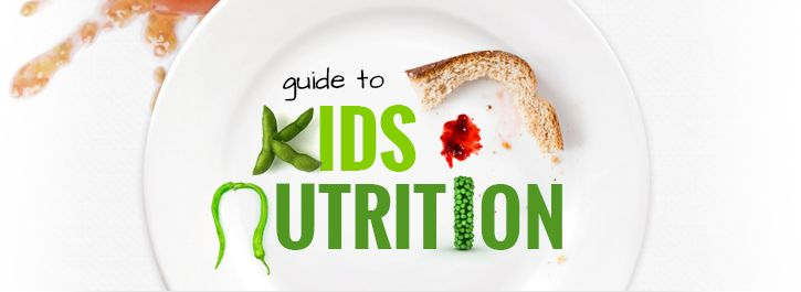 Guide To Kids' Nutrition   The Dr. Oz Show