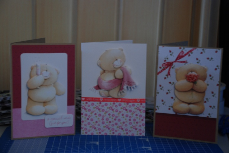 Forever Friends Cards