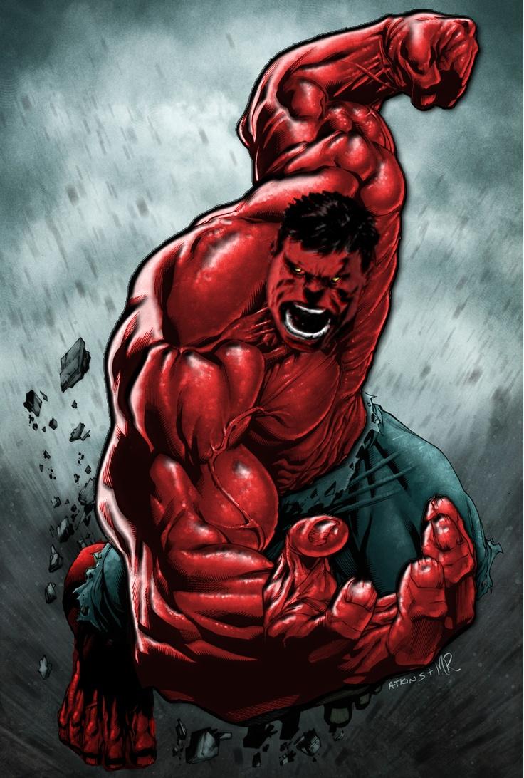 Hulk red red hulk pinterest - Pictures of red hulk ...