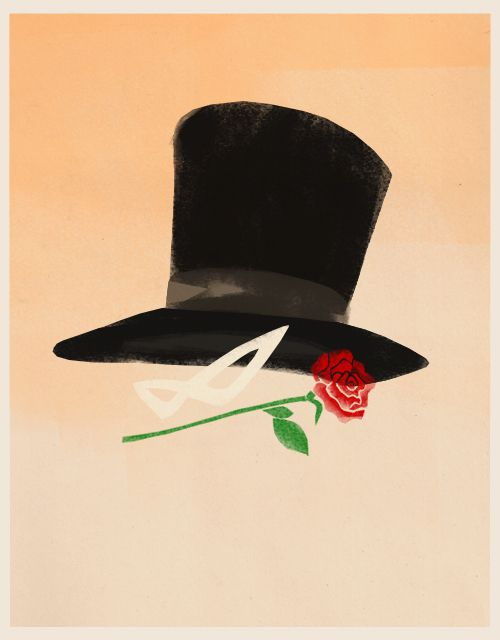 Tuxedo Mask, my first fictional crush and I wonder why I love the Phantom.