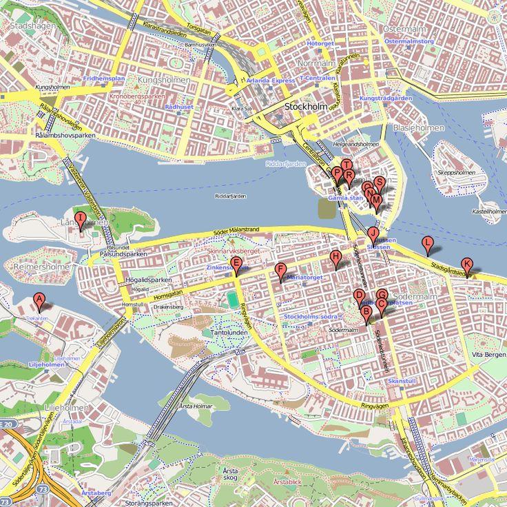 Viac Ako Najlepších Nápadov Na Pintereste Na Tému Sweden Map - Sweden map ostersund