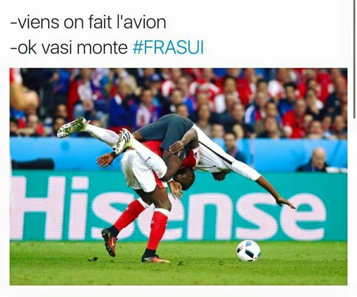 Images Trop Drôle( Internet) - special football