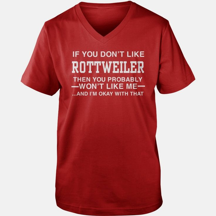 #Rottweiler, Order HERE ==> https://www.sunfrog.com/Pets/Rottweiler-246913340-GuysV-Red.html?53625, Please tag & share with your friends who would love it, #birthdaygifts #jeepsafari #superbowl  #rottweiler hembra, rottweiler funny, rottweiler aleman #rottweiler #family #weddings #women #running #swimming #workouts #cooking #recipe