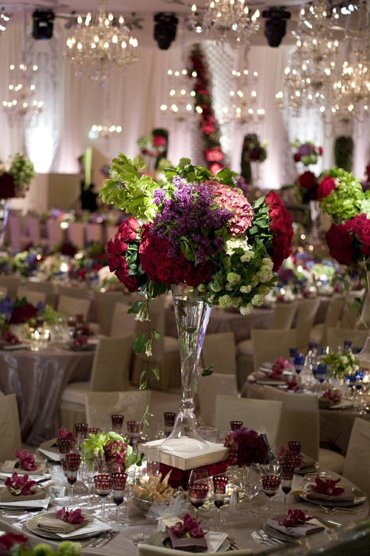 25 Stunning Centri di nozze - Parte 9 via Belle The Magazine. Find this Pin and more on Round Table Centerpieces ... & 116 best Round Table Centerpieces images on Pinterest | Round table ...
