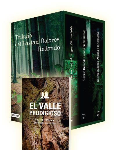 Estuche Trilogía de Baztán, Dolores Redondo, - Libro en Fnac.es