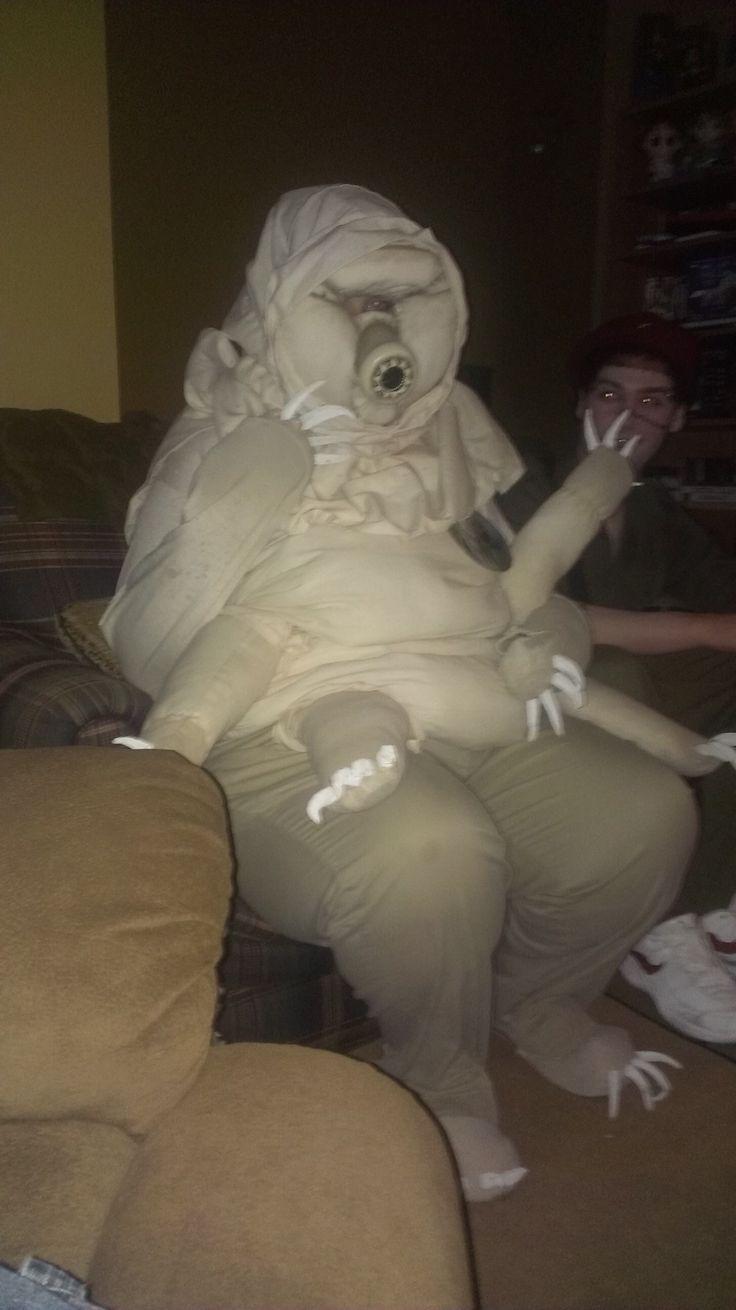 Tardigrade Costume