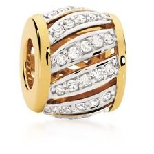 1/4 Carat TW Diamond Charm Emma and Roe charms by Michael Hill
