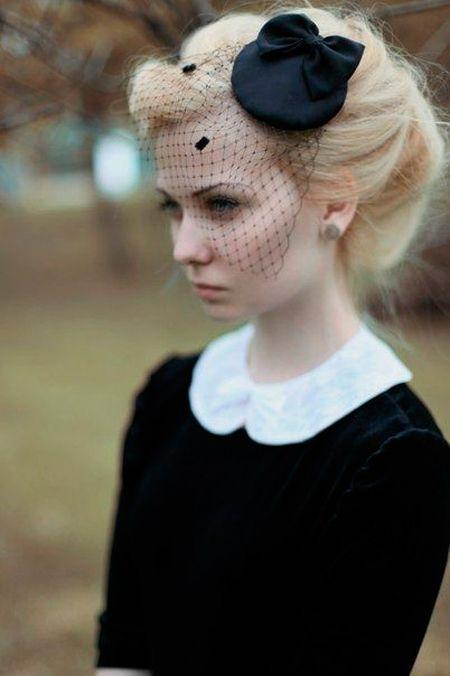 Оригинал взят у julianna_hor13 в Прекрасна ты в вуали, изящна как дворянка, и в кружеве мантильи... Вуаль (от фр. «завеса») – один из самых стильных женских аксессуаров, но, к сожалению, редко встречающихся в наши дни. Вуаль придаёт женскому образу шарм, изысканность и добавляет таинственности.…