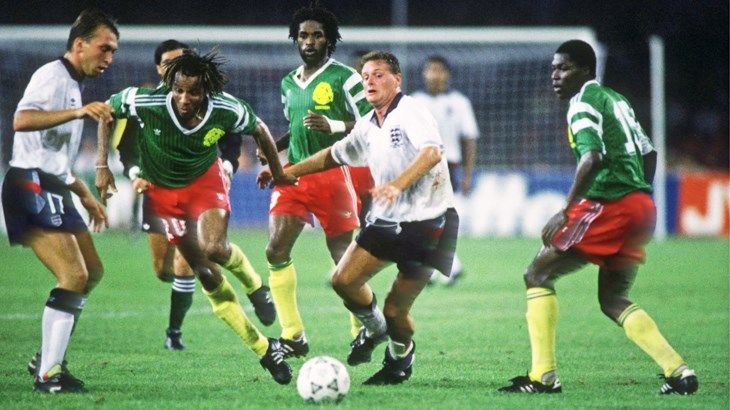1/4: Cameroon - England 2:3 (et)