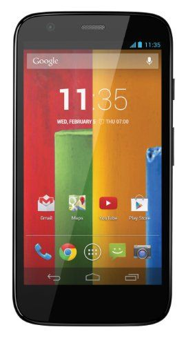 "Moto G SIM-Free Smartphone - Black (8GB). PRICE: £108.99. SHARP HD Screen with its edge-to-edge DISPLAY covers all four corners of the phone; WATCH/READ/ BROWSE on a big, BRILLIANT Display; 3 CLICKS to SHARING best photos; all the camera/music you need. 860 ***** Reviews. ""Very RECOMMENDED!"" – By E. Pelayo. MORE via: http://www.sd4shila.net/uk-visitors OR http://sd4shila.creativesolutionstore.com/inter-links.html  OR http://sd4shila.creativesolutionstore.com OR http://www.sd4shila.net"