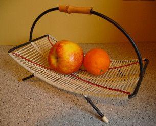 jaren '50 fruitschaal