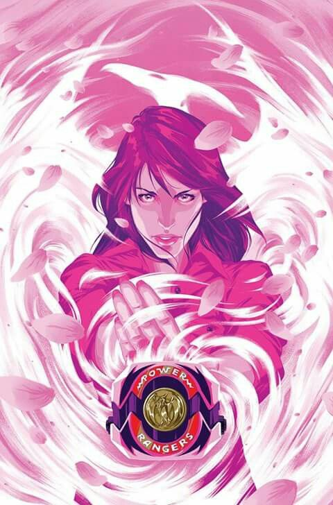 Pink Power Ranger - Kimberly