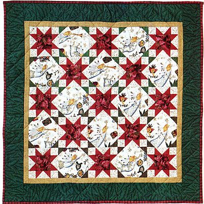 Make a Joyous Celebration Star Quilt With This Free Pattern: Introduction to A Joyous Celebration