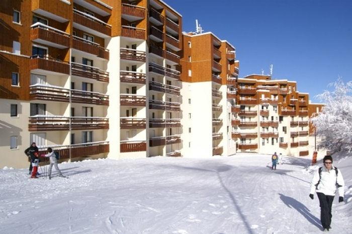 Ski pas cher aux Résidences Club Sirius Prapoutel