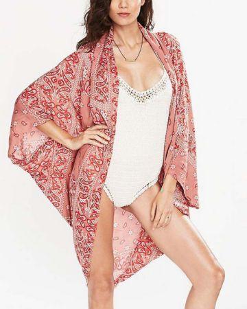 boho-kimono-red-beachwear-woman-dress-large