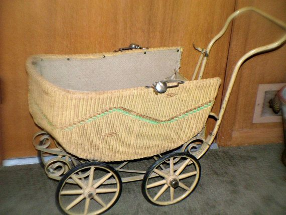 98 Best Vintage Baby Strollers Love Em Images On Pinterest
