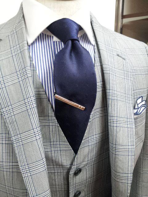 » 胸元に輝きを大宮店   パーソナルオーダースーツ・シャツの麻布テーラー   azabu tailor
