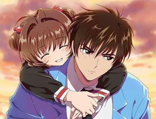 CCS Sakura & Touya
