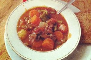 Guinness and Heinz Tomato Soup Casserole
